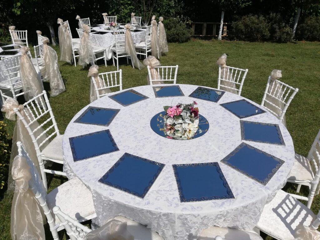 suplalı masa kiralama